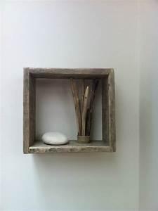 Cadre Photo Profond : nouvelle cr ation d co nature cr ations en bois flott ~ Teatrodelosmanantiales.com Idées de Décoration