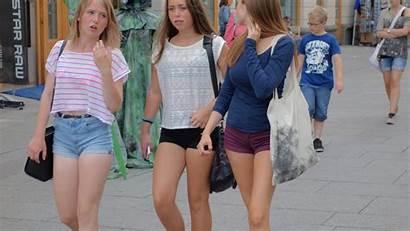 Usseek Candid Teen Summer