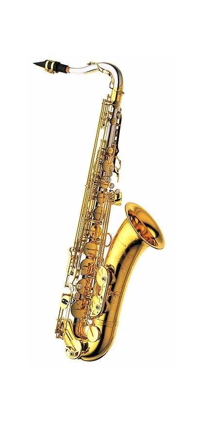 Saxophone Clipart Trumpet Transparent Sax Tenor Saxophones