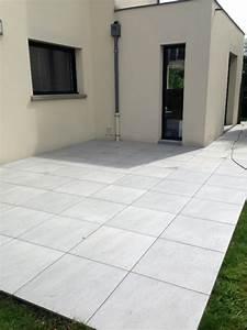 Dalle Pour Terrasse Sur Plot : dalle a coller sur carrelage maison design ~ Premium-room.com Idées de Décoration