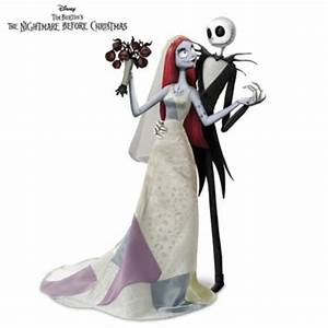 Disney Tim Burtons The Nightmare Before Christmas Jack And
