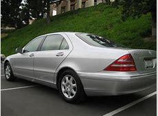 2000 Mercedes S500 Sedan AutoConsignment of San Diego