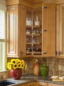 how to organize upper corner kitchen cabinet 5 guides using the right storage solution 715
