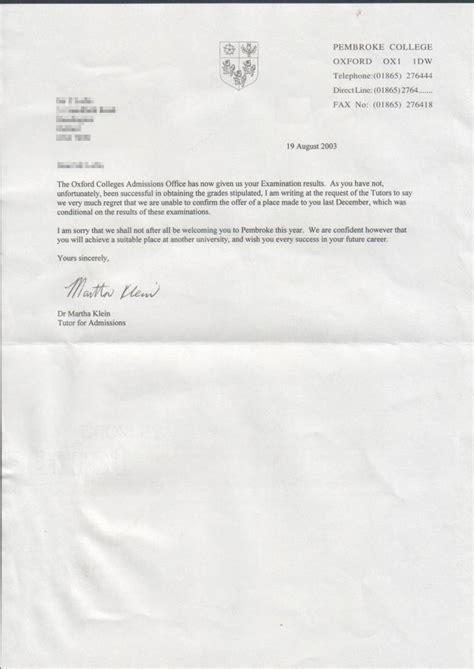 sample resume rejection letters essayforxfccom