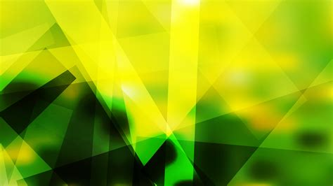 Black Yellow Green Abstract Background by Abstract Black Green Background Vector