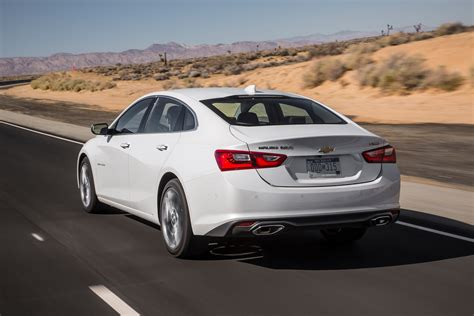 2016 Chevrolet Malibu 20t First Test Review  Motor Trend