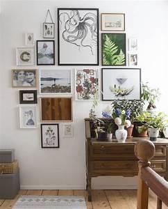 Idee Für Fotowand : fotowand gestalten ideen ~ Markanthonyermac.com Haus und Dekorationen