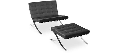 Fauteuil Ottoman by Fauteuil Barcelona Ottoman Ludwig Mies Der Rohe