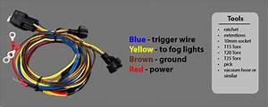 B6 Passat  Cc Fog Light Harness Installation Guide  U2013 Ecs Tuning