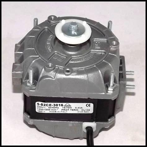 moteur pour chambre froide moteur de ventilateur emi 5 82ce 3016 16 70 16 w