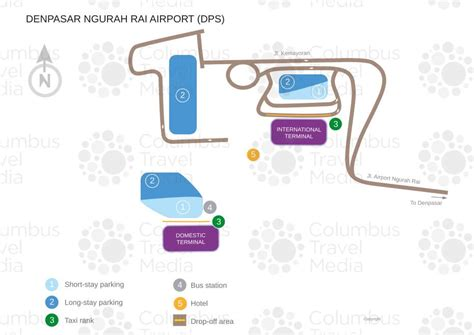 denpasar ngurah rai airport world travel guide
