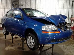 2005 Chevy Aveo Fuse Panel Block 2952110 For Sale
