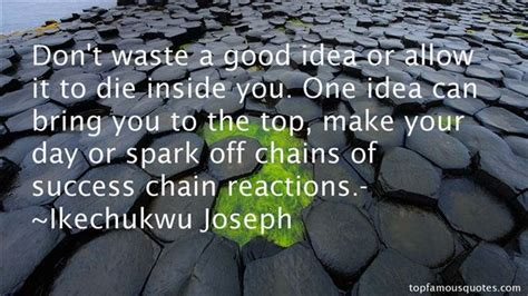 chain reactions quotes   famous quotes  chain