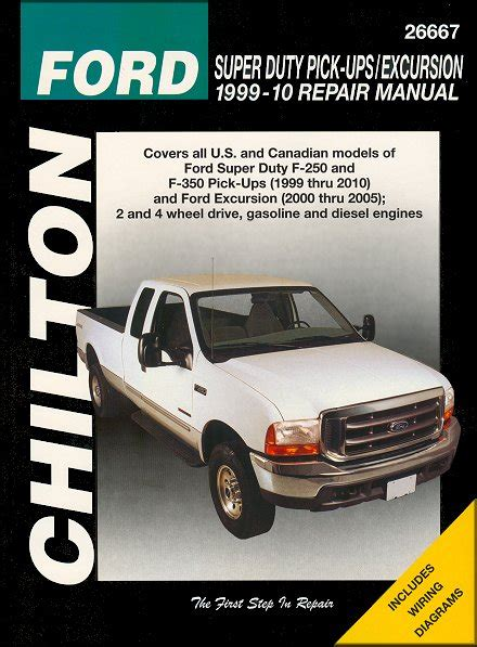 transmission control 1999 ford f350 free book repair manuals ford super duty f250 f350 excursion repair manual 1999 2010