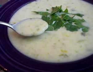 Celery Cream Soup Recipe - Genius Kitchen