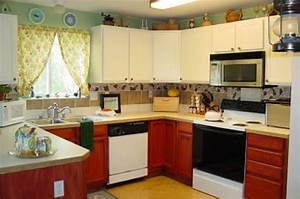 benefits of customized modular kitchen in kerala modern With best brand of paint for kitchen cabinets with rectangular wall art