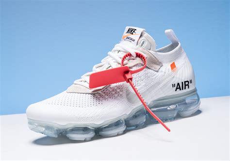 Harga Nike Air Vapormax detail sepatu white x nike air vapormax white 2018