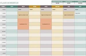 week schedule template madinbelgrade With 4 week schedule template