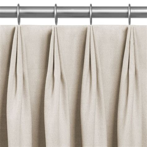 Hanging Pinch Pleat Drapes - best 25 drapery styles ideas on curtains
