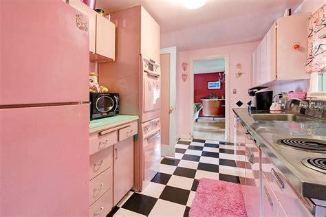 pink kitchen tablecloth interior design trends 2017 pink kitchen house interior
