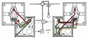 Two Light Switch Wiring Diagram