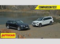 Audi Q7 VS MercedesBenz GLS Comparison Test Autocar