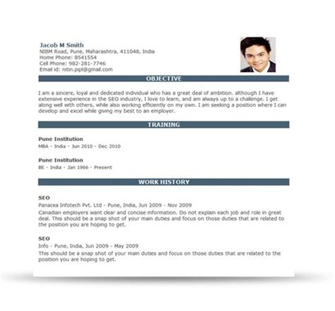 Resume Builder Website Templates by 25 Best Ideas About Resume Builder Template On