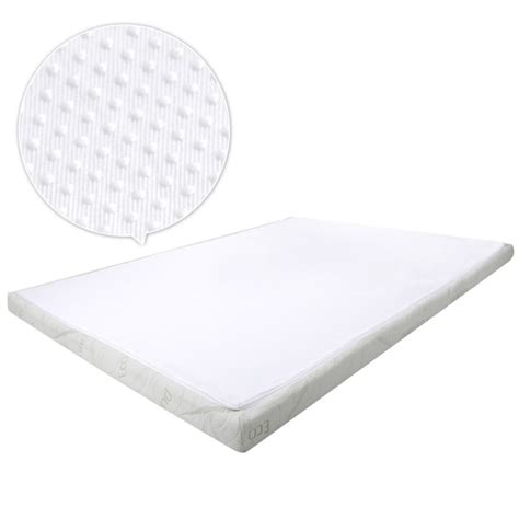 cooling memory foam mattress topper cool gel memory foam mattress toppers 4 sizes buy memory
