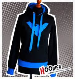 Young Justice Robin Hoodie