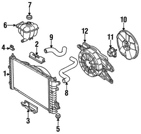 97 Saturn Sc2 Fuse Box by 2000 Saturn Sl1 Radiator Diagram Imageresizertool