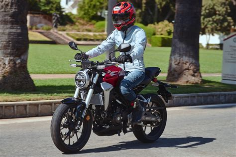 2019 Honda Cb300r Review (11 Fast Facts