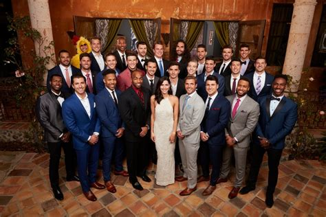 Bachelorette Cast 2018