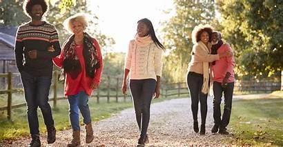 Children Walking Parents Adult Clients Management Client