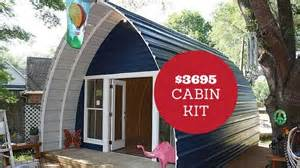 Stunning Cheap Home Building Kits Ideas by A Cheap Cabin Kit Thehomesteadingboards