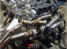 ImportBoost A look at the FFTEC Nissan GTR VR38DETT twin