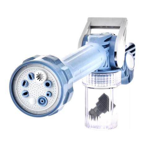 alat semprotan air dan cuci mobil motor dengan sabun dan 8