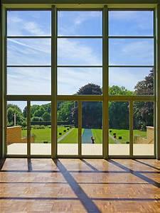 La Villa Cavrois : la baie vitr e du hall salon villa cavrois croix flickr ~ Nature-et-papiers.com Idées de Décoration