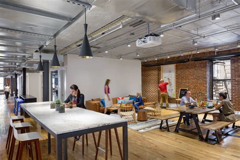 Dropbox Office By Studios Architecture  Office Snapshots