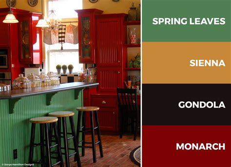 green kitchen color schemes 30 captivating kitchen color schemes 4006