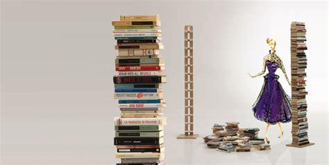 librerie a colonna libreria moderna a colonna in legno zia ortensia