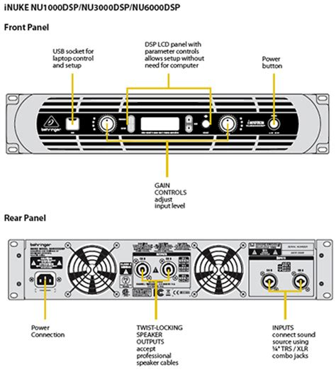 Ultimate Eq Eq Wiring Diagram by Behringer Malaysia Pa System Mixers Passive And Active