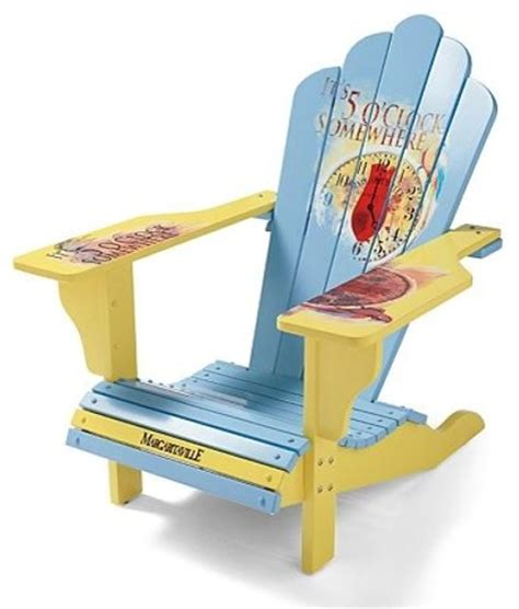 Margaritaville Adirondack Chair Frontgate by Margaritaville 5 O Clock Adirondack Frontgate Patio