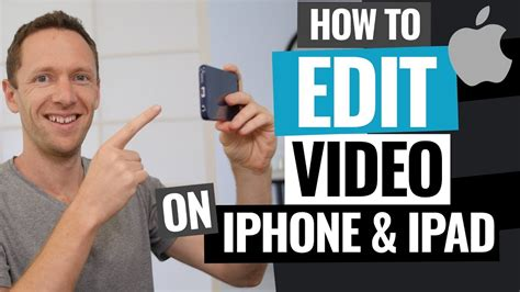 how to edit iphone how to edit on iphone lumafusion tutorial