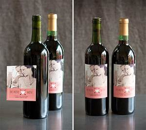 diy tips how to center a bottle label evermine occasions With how to make wine bottle labels