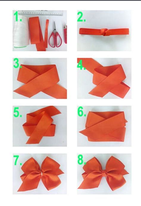 how to make a ribbon best 25 ribbon bow tutorial ideas on pinterest diy bow bow ribbon diy and how to make a gift bow