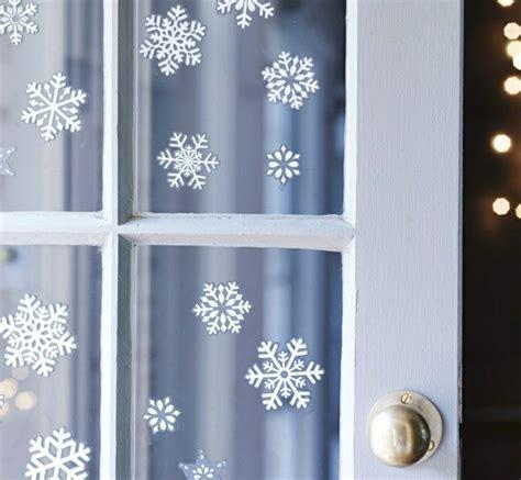 Fensterdeko Weihnachten Aus Papier by Fensterbilder Zu Weihnachten Originelle Bastelideen Zum