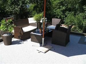 Steinteppich Terrasse Nachteile : steinteppich auf der terrasse forum auf ~ Eleganceandgraceweddings.com Haus und Dekorationen