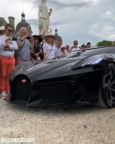 Although we doubt we'll have the privilege to pilot a divo, we have driven the chiron and can only assume its diabolical alter ego—which weighs a claimed 77. The Black Bugatti Divo Video in 2020 | Bugatti, Sports car, Black