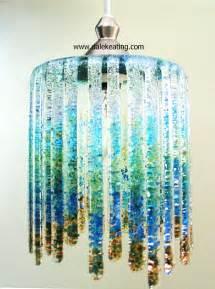 Fused Glass Lamp