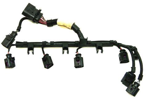 2000 Vw Beetle Wiring Harnes by Fuel Injector Wiring Harness Pigtail 2 0t Vw Jetta Gti Mk5
